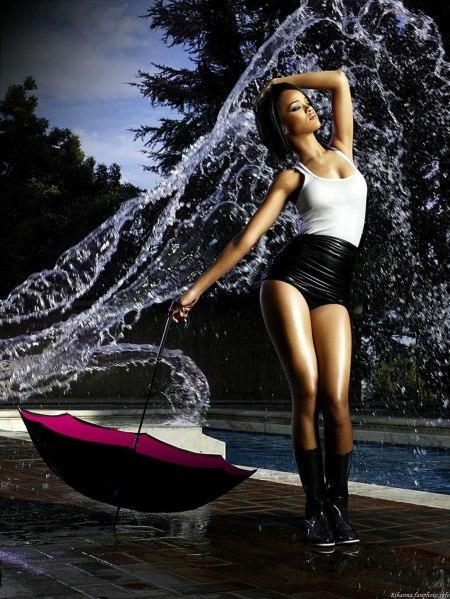 "Makna Misterius Lagu Umbrella "" Rihanna """